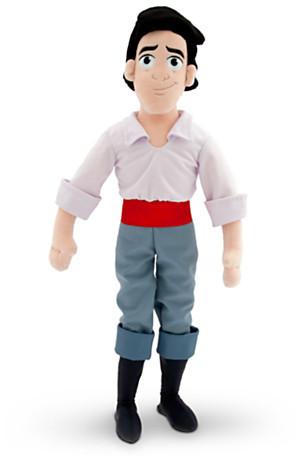Disney Prince Eric Plush Doll - 21''