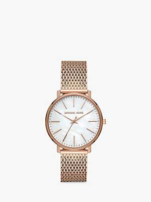 Michael Kors Women's Pyper Bracelet Strap Watch