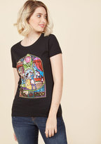 Vincit Qui Se Vogue Cotton T-Shirt in M