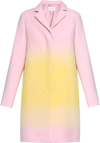 Jonathan Saunders Clere ombré single-breasted coat