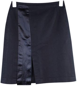 Christian Lacroix Black Cotton Skirts