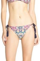 Nanette Lepore Women's Desert Diamond Vamp Bikini Bottoms