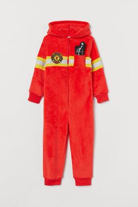 H&M Fleece Costume - Red
