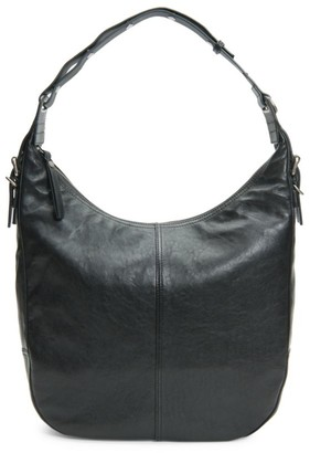 Frye Gia Leather Hobo Bag