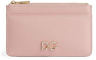 Dolce & Gabbana Zipped Card Holder