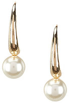 Dillard's Tailored Pearl Drop Earrings