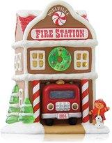Hallmark Fire Station 9th In The Noelville Series - 2014 Keepsake Ornament