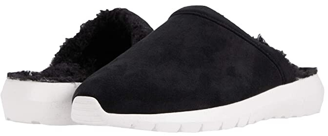 rsvp Jazmine (Black Micro) Women's Shoes