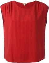 Bellerose Terracotta blouse