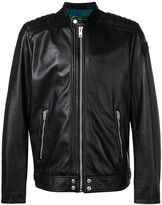 Diesel Leather Jacket