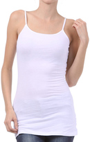 White Solid Camisole