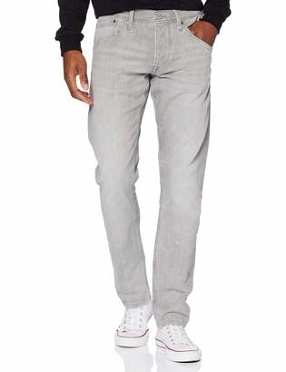 Pepe Jeans Mens TRACK PM201100 Jeans Denim (Grey Used) 31W/32L