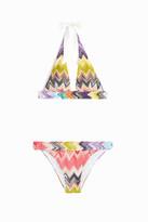 Missoni Padded Halterneck Bikini