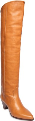 Isabel Marant 60mm Remko Leather Over-the-knee Boots