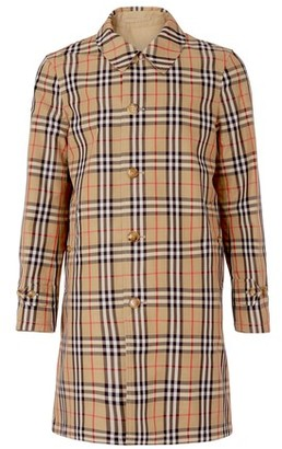 Burberry Draper trench coat