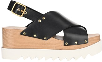 Stella McCartney Elyspe Platform Sandals