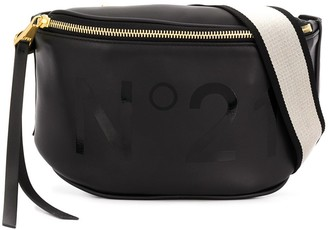 No.21 Logo Strap Belt Bag