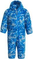 Columbia Frosty Flake Fleece Suit (For Infants)