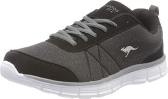 KangaROOS Women's KR-Run REF Low-Top Sneakers