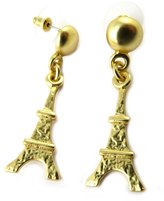 Dolce Vita Earings 'french touch' 'Tour Eiffel'golden.
