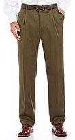 Hart Schaffner Marx Tailored Single-Pleat Chicago Dress Pants