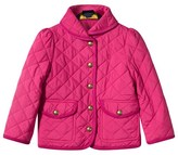 Ralph Lauren Pink Barn Jacket