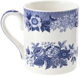 Spode Blue Room Rose Mug