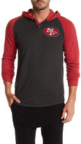 Mitchell & Ness NFL 49ers Hoodie