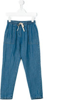 Hartford Kids - casual trousers - kids - Linen/Flax/Lyocell - 10 yrs