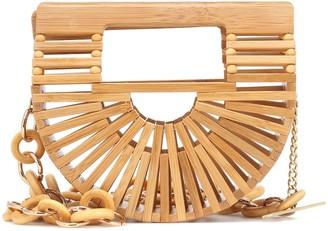 Cult Gaia Ark Nano bamboo belt bag