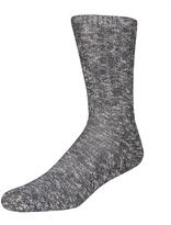 Norse Projects Sock Ebbe Melange Rib N95-0617-7000 Navy