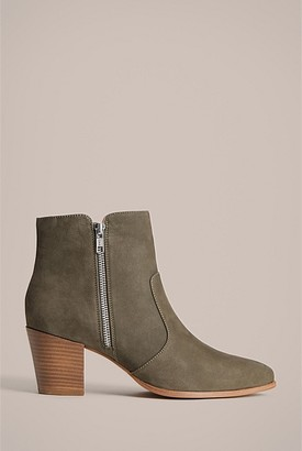 Witchery Mila Suede Boot