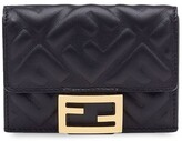 Fendi monogram pattern wallet