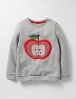 Boden Cosy Bouclé Sweatshirt