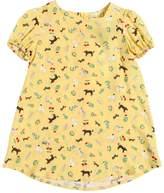 Vivetta Dog Printed Viscose Dress