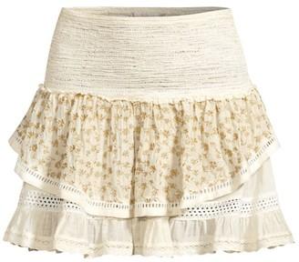 Ramy Brook Embellished Arius Skirt