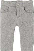 Petit Bateau Baby boy's quilted double knit pants