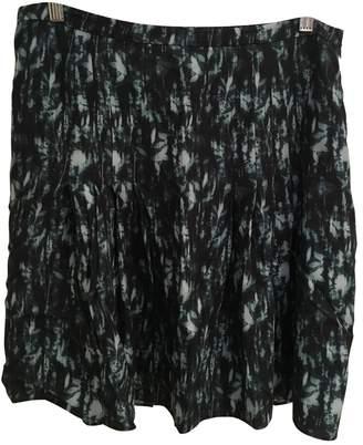 Jigsaw Navy Skirt for Women