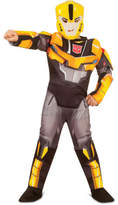 Transformers NEW BumbleBee Deluxe Costume 6-8