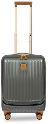 Bric's Capri 21-Inch Front-Pocket Spinner Suitcase