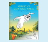 Pottery Barn Kids My Very Own Name Coloring Book