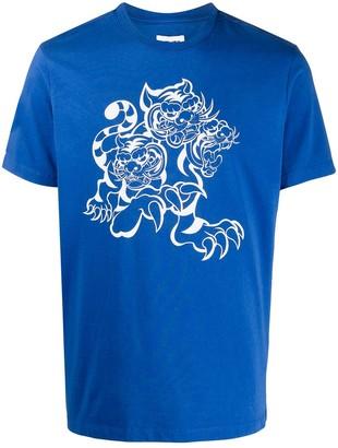 Kenzo x Kansai Yamamoto Three Tigers T-shirt