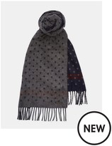 Ted Baker Spot Scarf