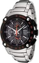 Seiko Men's SPC039P1 Stainless-Steel Quartz Watch with Dial