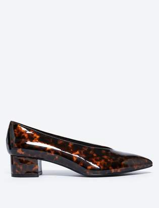 M&S CollectionMarks and Spencer Pointed Toe Court Shoes