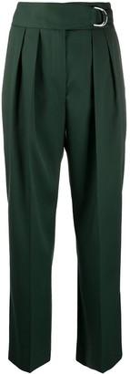Jil Sander High-Waist Dart Detail Trousers