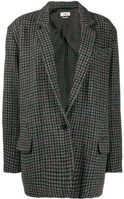 Etoile Isabel Marant Charly houndstooth blazer