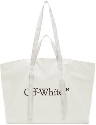 Off-White Nylon Commercial Tote