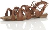 HELIX Lace Up Sandals