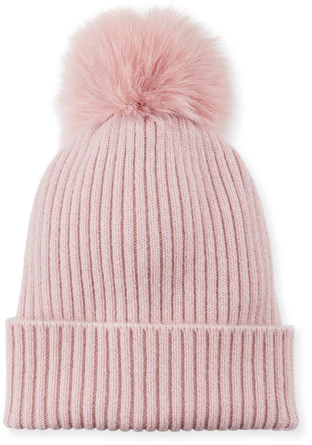 3d74e39b00d4a Cashmere Beanie Hat - ShopStyle